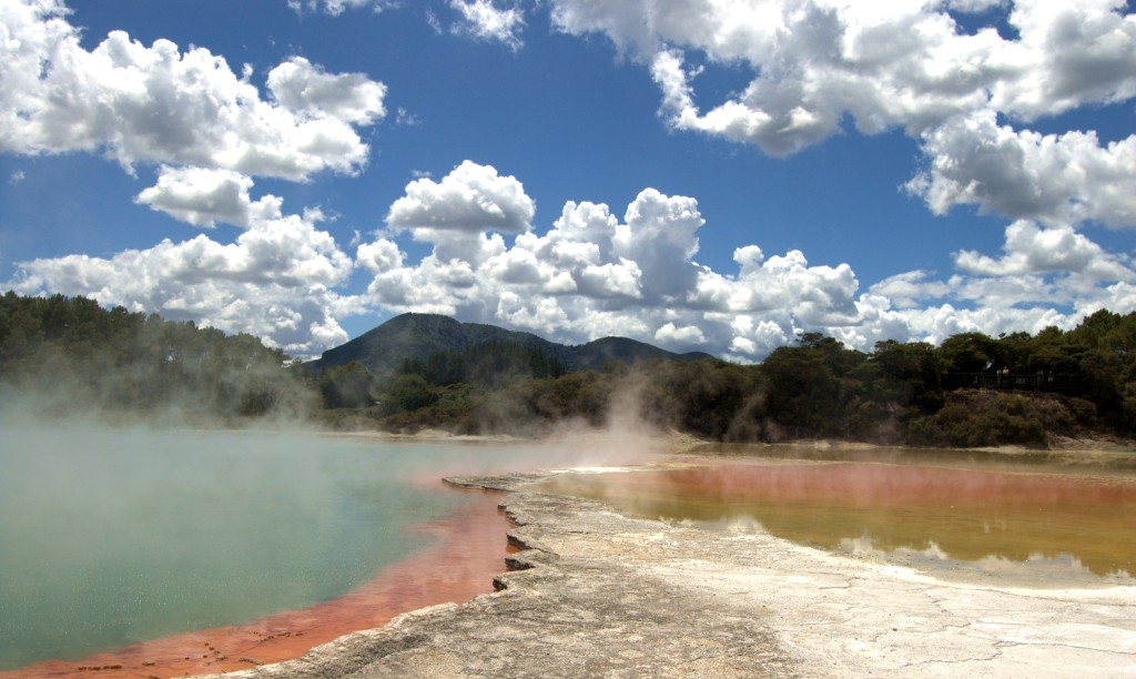 24 hours in Rotorua, New Zealand