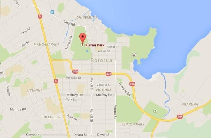 24 hours in Rotorua, New Zealand