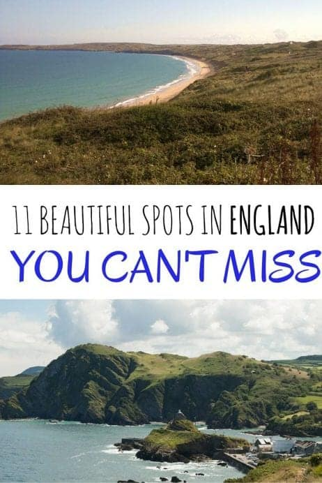 11 Beautiful Places to Visit in England (That's not London!)