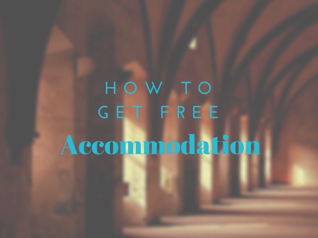 How to get free accomidation anita hendrieka travel blog