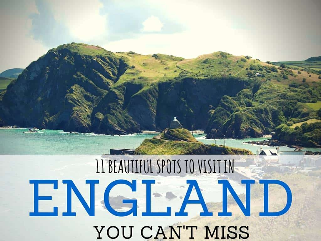 11 Beautiful Spots To Visit In England You Can T Miss