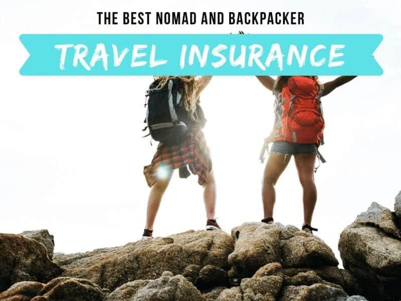 Nomad Travel Insurance: The Best Backpacker Insurance