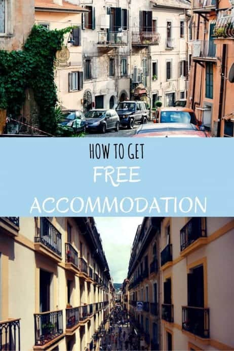 How To Get Free Accommodation