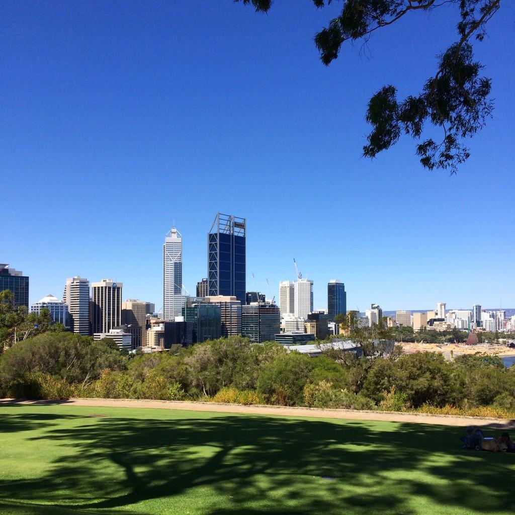 Perth City Kings Park