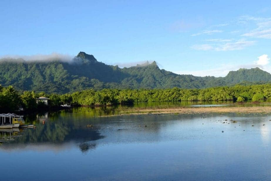 The Federated States of Micronesia Travel guide