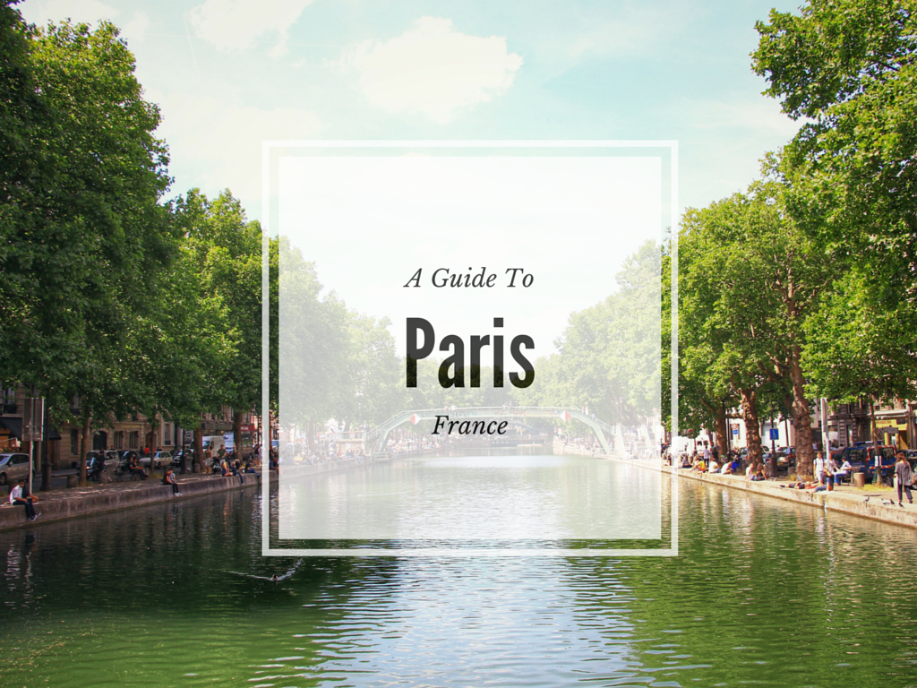 A Guide To paris www.anitahendrieka.com
