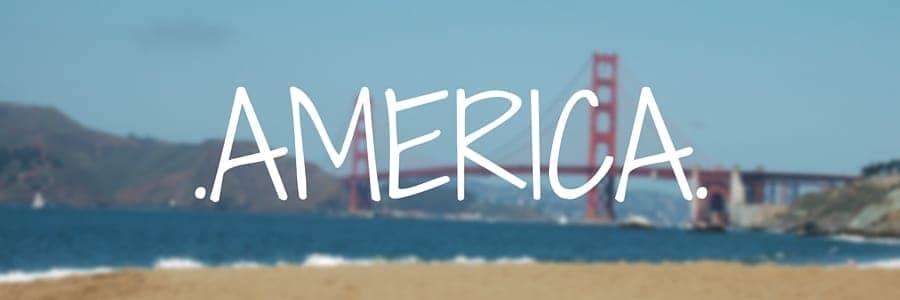 America. Destinations
