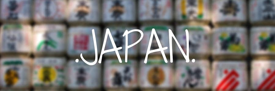 Japan. Destinations