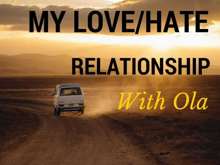 My Love Hate Relationship With Ola Anita Hendrieka
