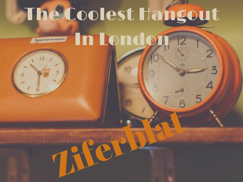 The coolest hangout in London www.anitahendrieka.com travel-blog