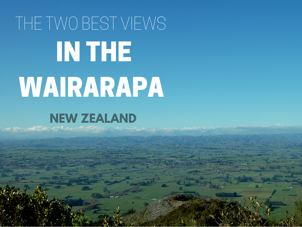 The two best view of the Wairarapa - Feature photo