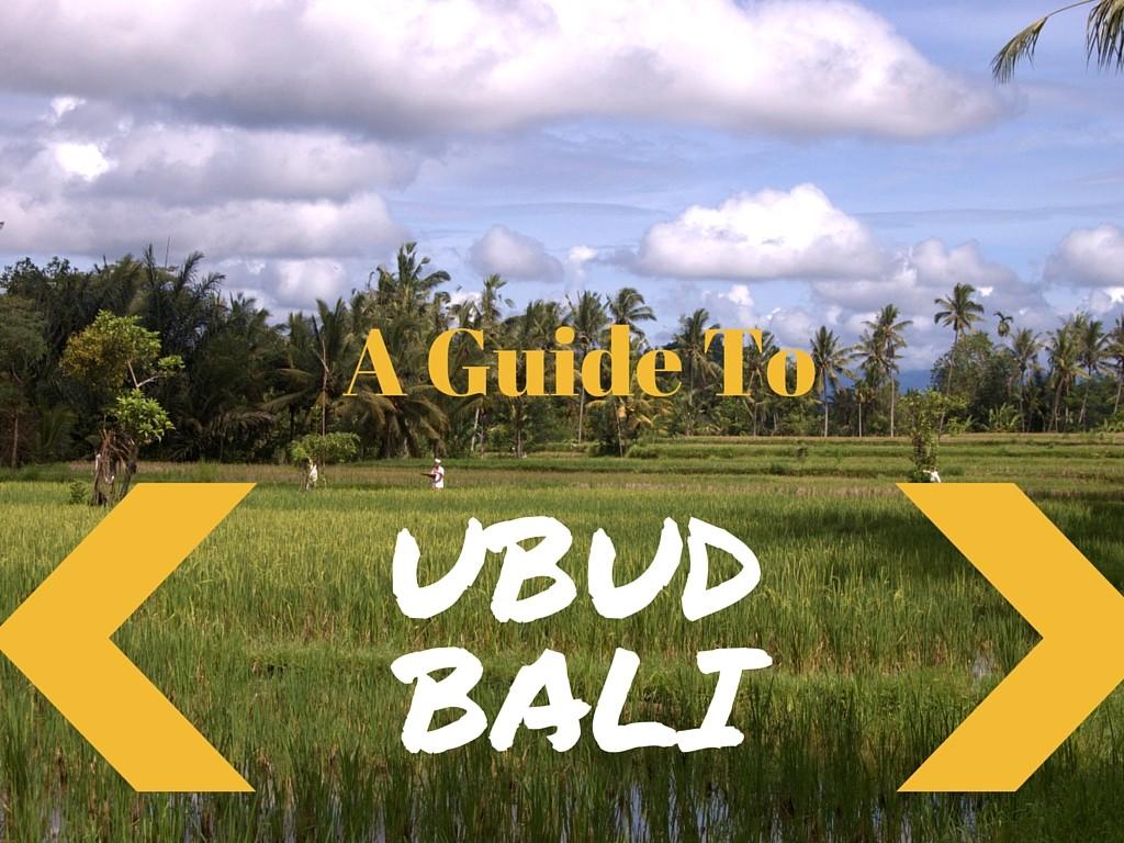 Ubud, Bali www.anitahendrieka.com travel-blog