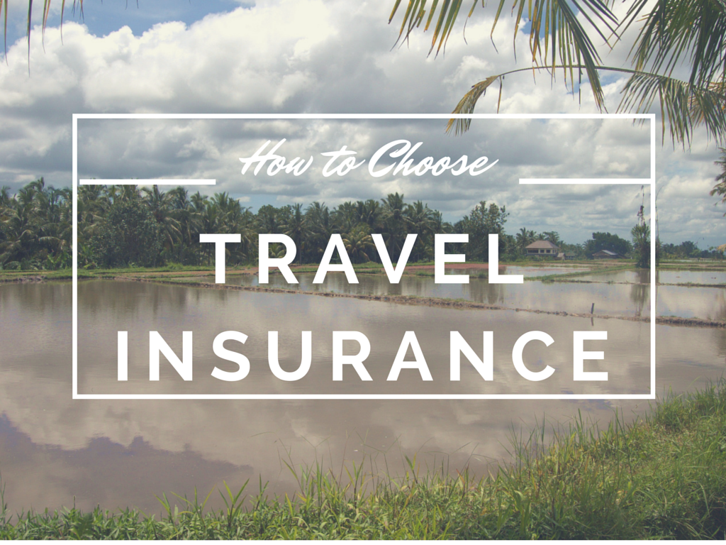 travel-insurance First-time Backpackers