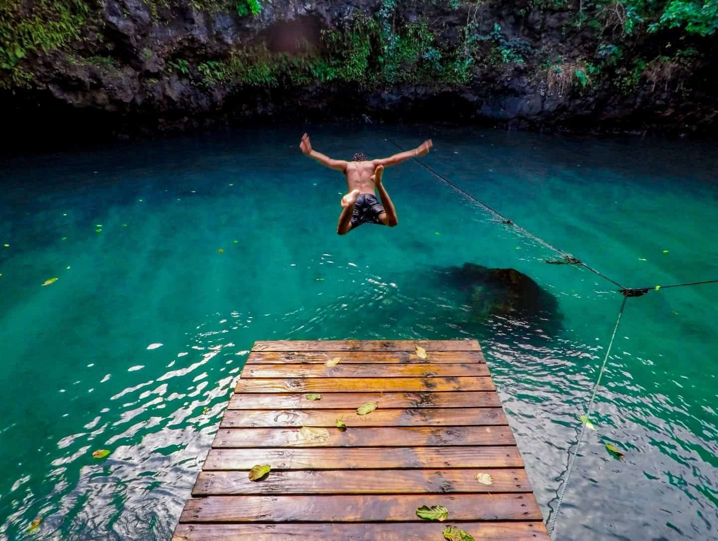 The Best Things to do in Samoa + Food & Accommodation!