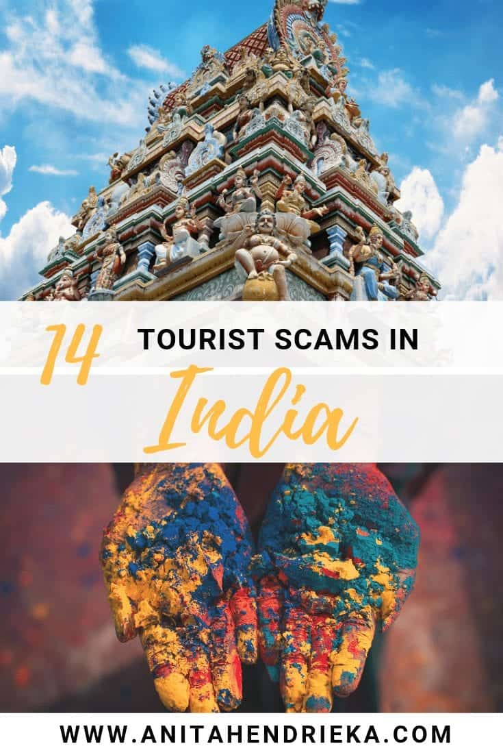 14 Tourist Scams in India to be Aware