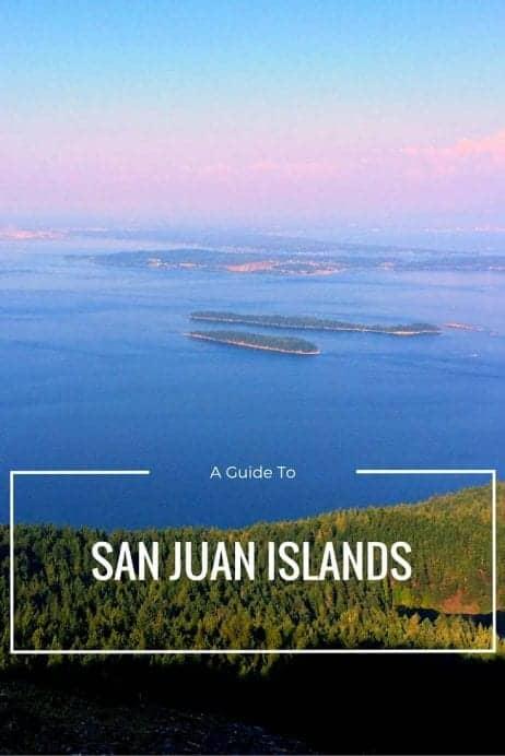 A Guide To San Juan Islands