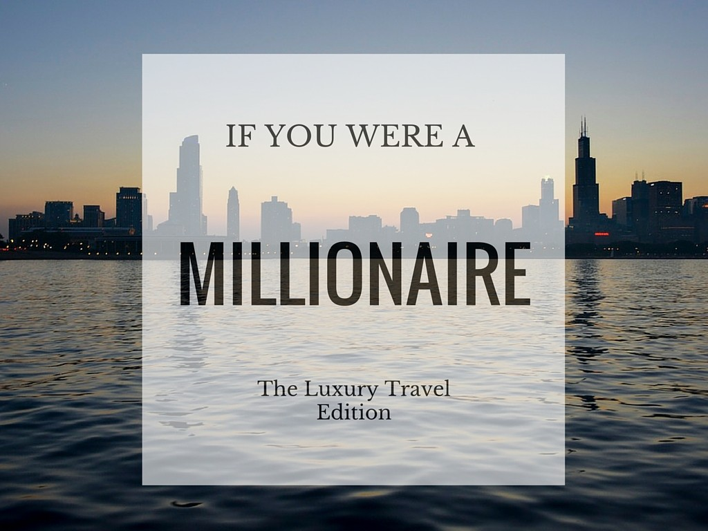 if you were a millionaire If they don't know how to become a millionaire — or if they're afraid to take risks  — your success infuriates them you'll deal with their negative.