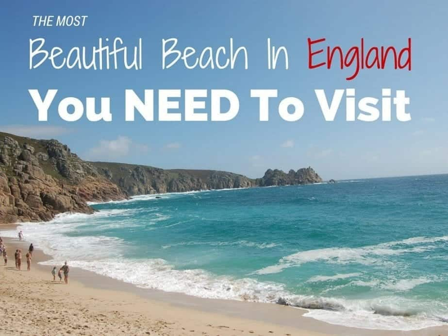The Best Beach in Cornwall: Porthcurno Beach