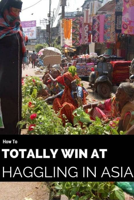 How To Totally Win At Haggling In Asia