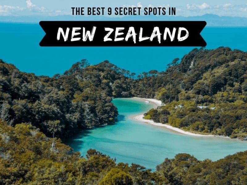 The Clearest Lake In The World (NZ's best secret spots)
