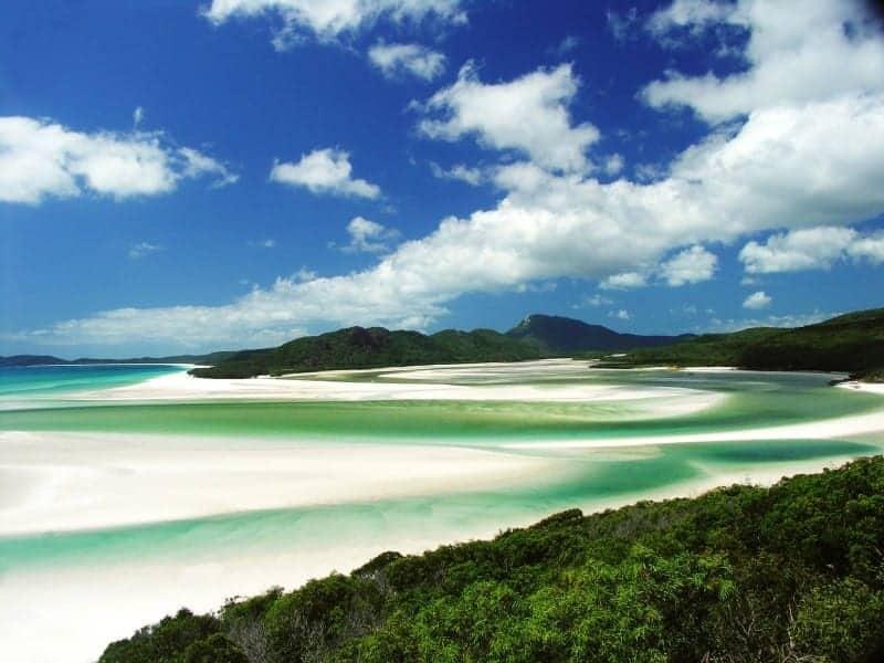 Australia- Whitsundays