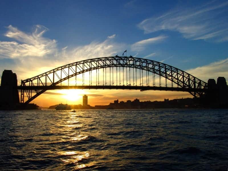 sydney-harbour-bridge- www.anitahendrieka.com