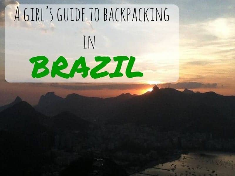 A girl's guide to backpacking in