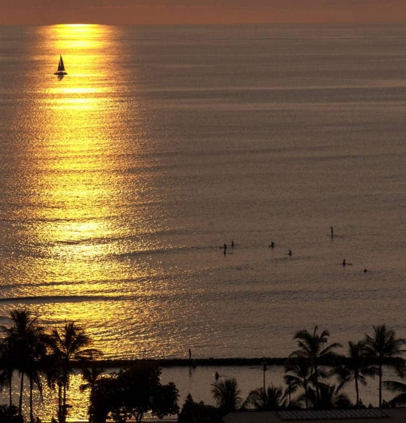 Hawaii_IamVagabond sunset