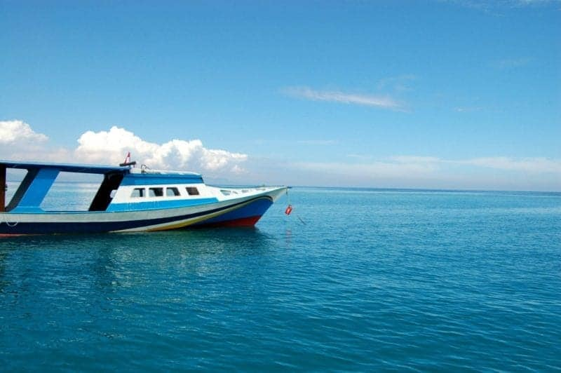 One of the best diving spots in the world – Bunaken Island