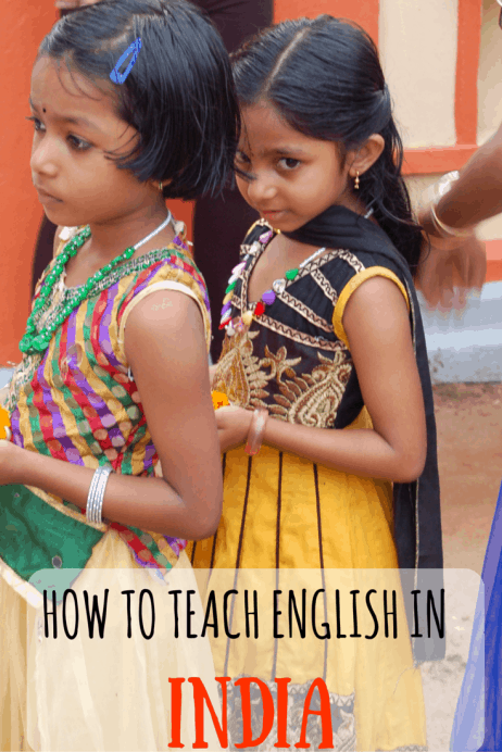 How To Teach English In India + 35% Off TEFL Coupon