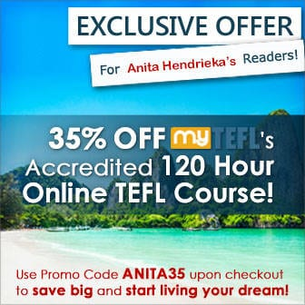 TEFL Anita Hendrieka Offer
