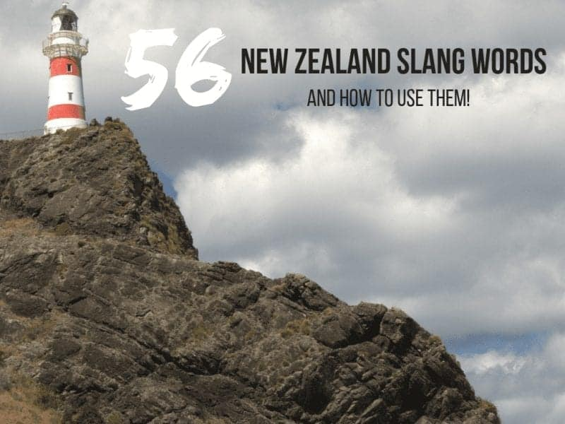 56 Typical New Zealand Slang Words And How To Use It Like A