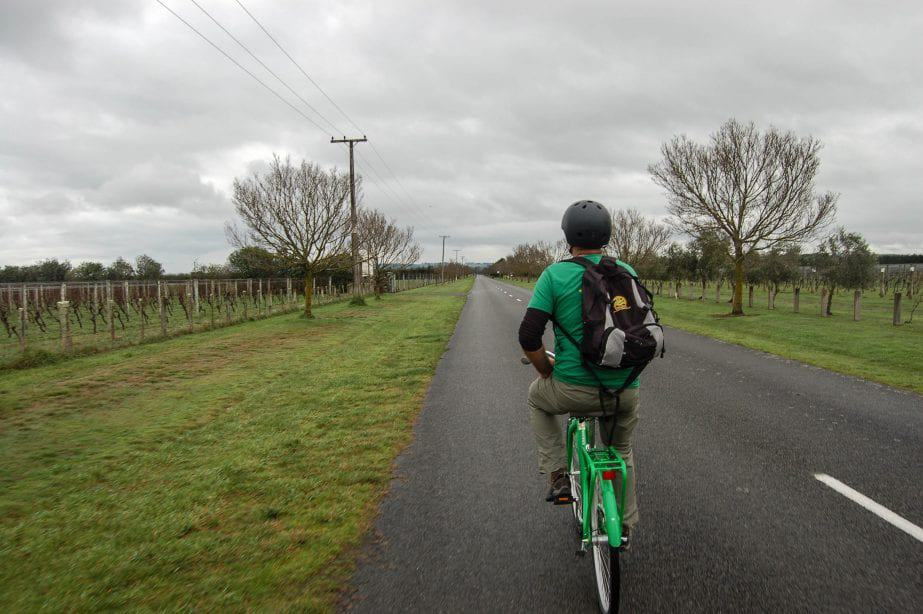 How To Explore The Vineyards By Bike In Martinborough, New Zealand