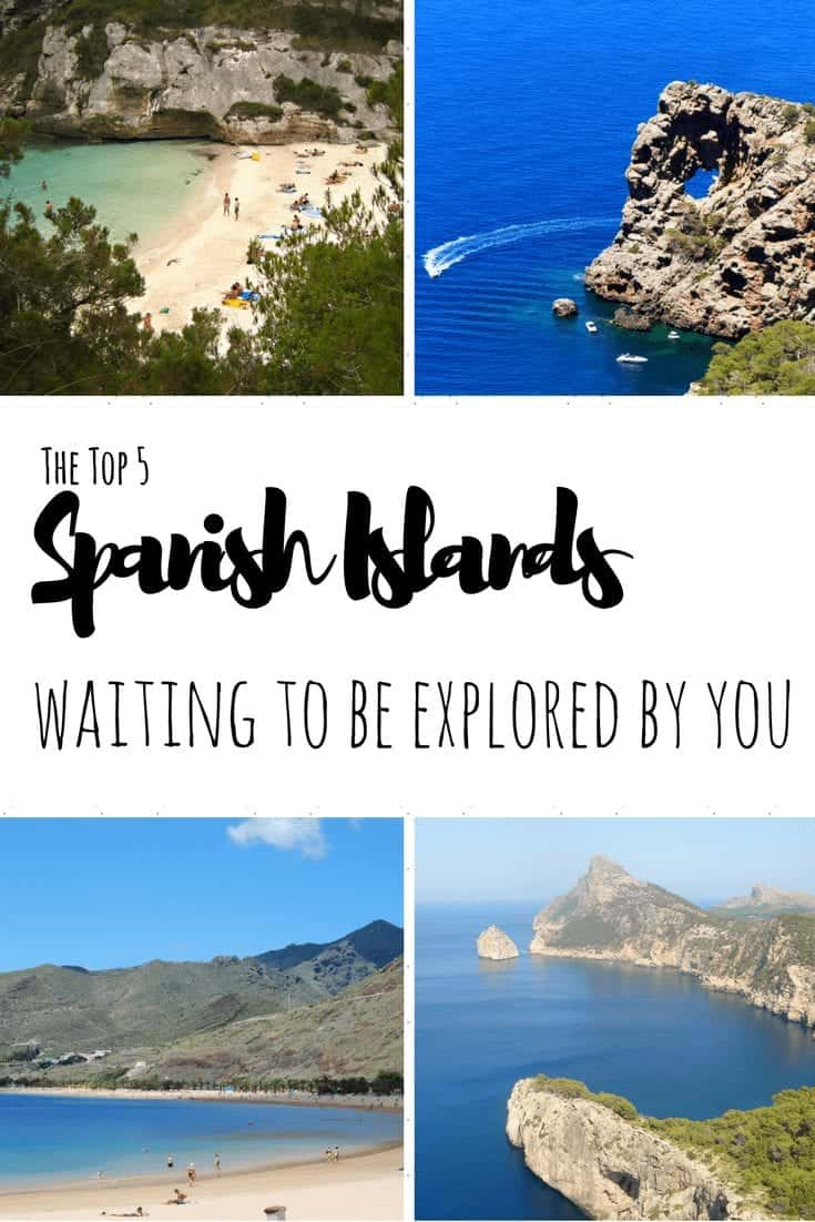 Top 5 Spanish Islands to Explore ASAP!