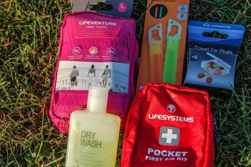 Review: Lifeventure Festival Survival Kit