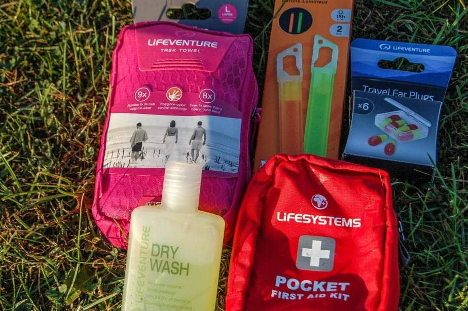 Review: Lifeventure Festival Survival Kit