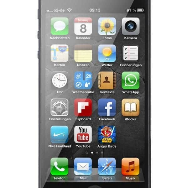 Unlocked Iphone 5 - 16GB