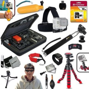 Accessory Kit for GoPro