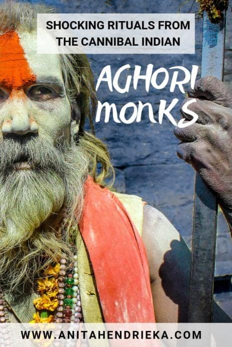 Shocking Rituals From The Cannibal Indian Aghori Monks