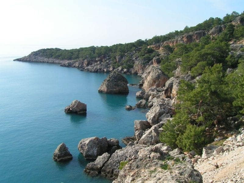 3 Ways to Enjoy the Turquoise Waters of Antalya, Turkey
