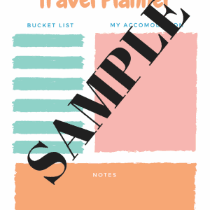 Fun Travel Planner