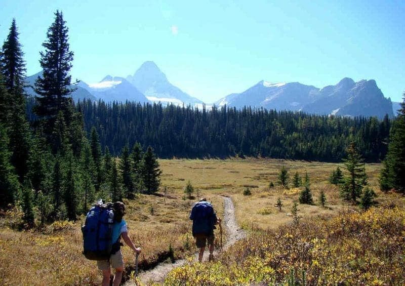 Five Things You Shouldn't Forget When Backpacking with Kids