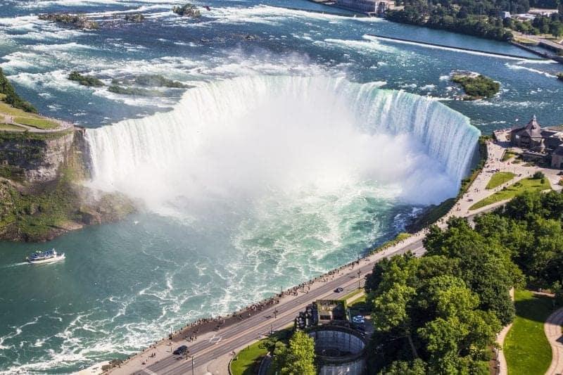 Three Adventurous Things to do at Niagara Falls