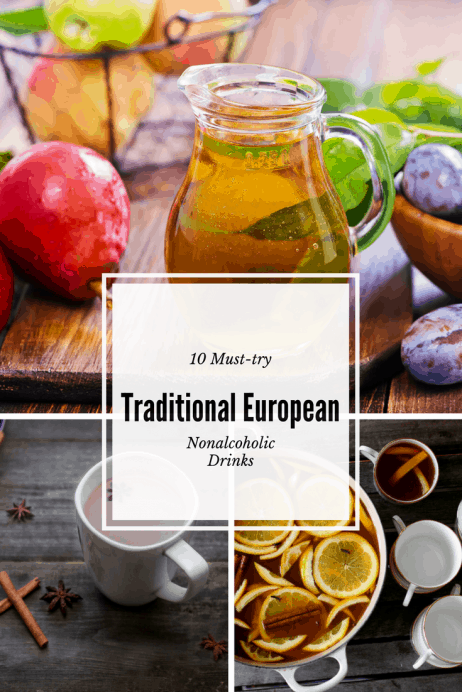 10 Must-Try Traditional European Nonalcoholic Drinks