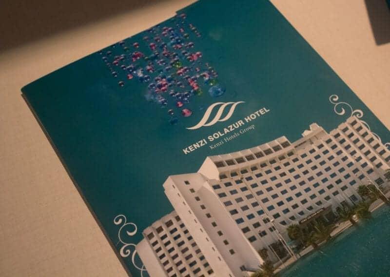 Hotel Review: Kenzi Solazur Hotel in Tangier, Morocco