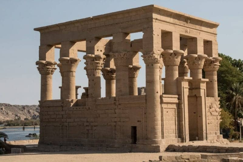 part of the Philae Temple