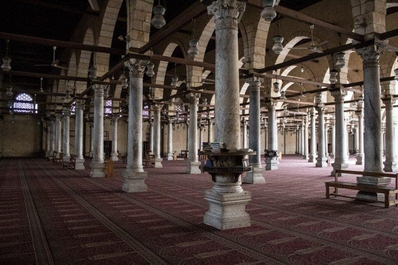 The Mosque of Amr ibn al-As