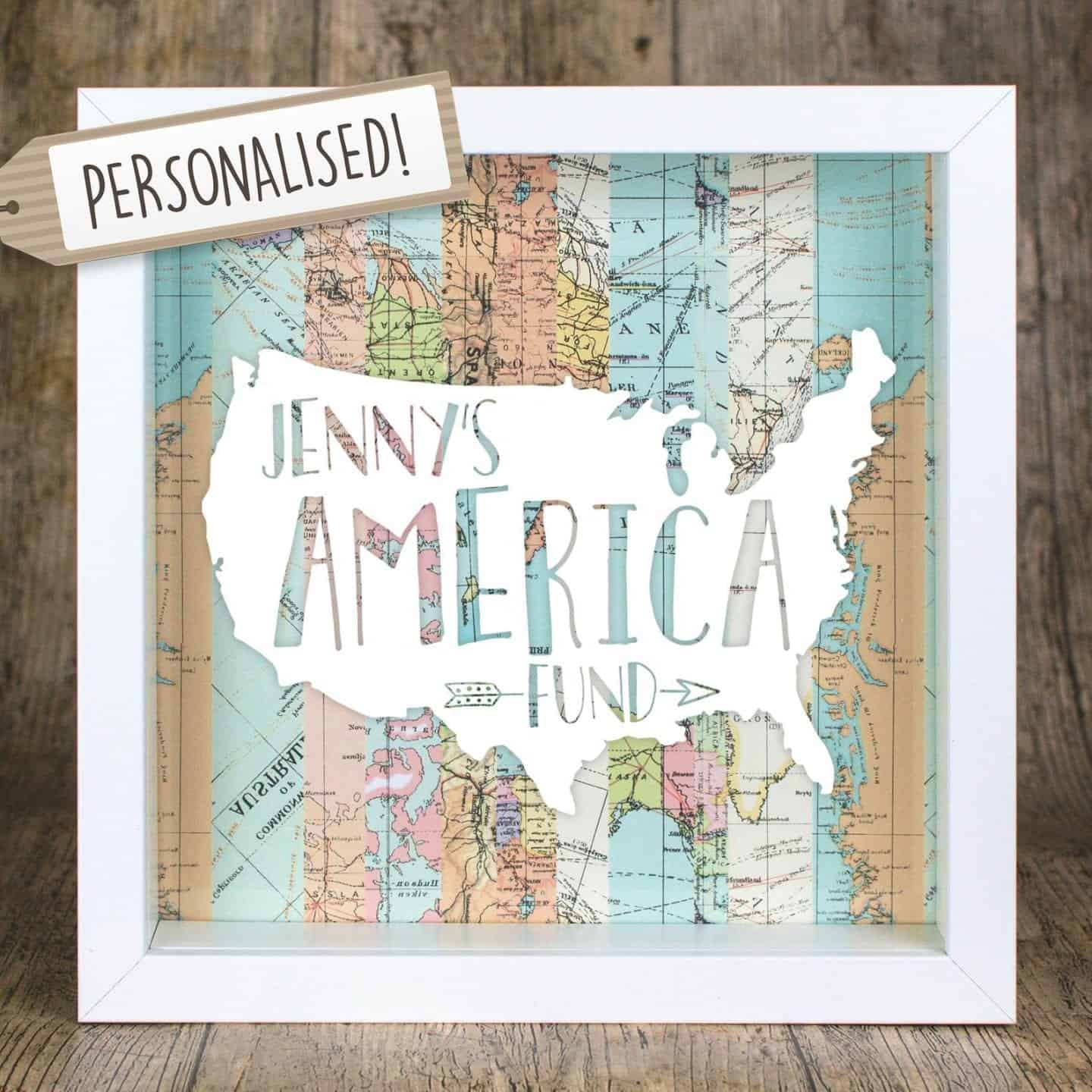 8 Etsy travel gifts for travellers!