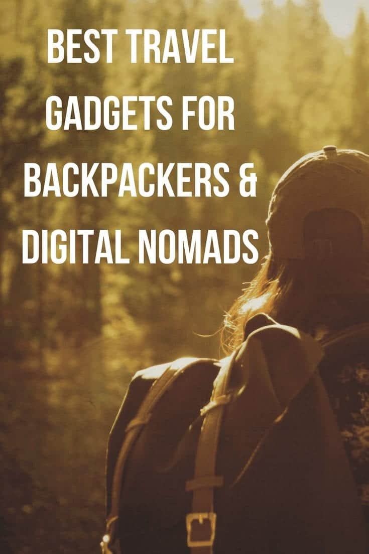 Best Travel Gadgets for Backpackers & Digital Nomads (2)