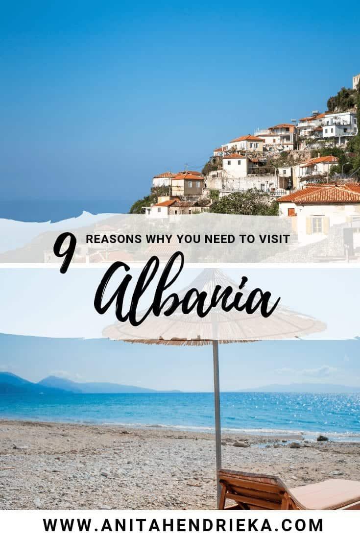 9 Reasons Why You Should Visit Albania